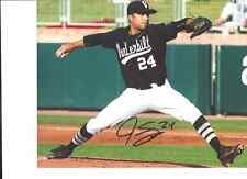 JORDAN SHEFFIELD VANDERBILT COMMODORES SIGNED 8X10 PHOTO W/COA