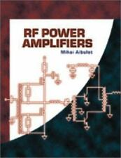 RF Power Amplifiers: By Mihai Albulet