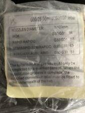 4 LPG Jets Cooker Hob Nozzle Calor Propane Butane Gas 51 65 87