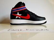 DS Nike Air Force 1 High RT Riccardo Tisci Black Red Nikelab AF1 NBA Mens Sz 11