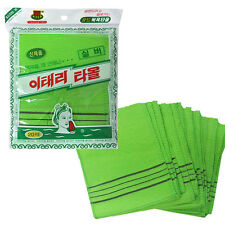 Bath Scrubbing Mitten called Italy Towel Made in Korea - 20 Sheets
