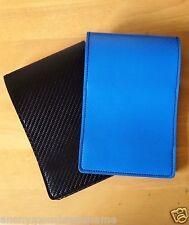 HANDMADE Leather Golf Scorecard Holder Yardage Book Cover PGA LPGA RANDOM COLOR