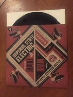 "Imperial State Electric 7"" Single 150 Copies Black Vinyl Hellacopters Speedrock"