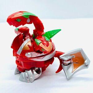 Bakugan Pyrus Knight Percival 500G Japan SEGA Toys Rare