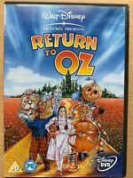Return To Oz DVD 1985 Walt Disney Cult Wizard Sequel Classic with Fairuza Balk