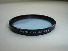 Tiffen 82A  67mm Filter ,-  Light Balancing