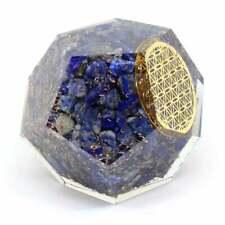Orgone Energy Generator Lapis Lazuli Dodecahedron