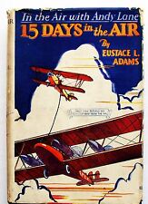 Fifteen Days In the Air, 1928