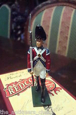 43001 -W. BRITAIN Private, Battalion Companies, 1st Foot Guards, 1795 NIB, 54mm