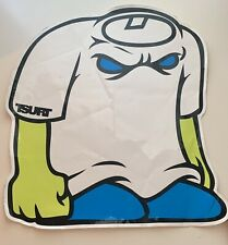 Tsurt Huge Sticker Decal Blink 182 Tom Mark Travis From Tour Rare Vhtf 14x12�