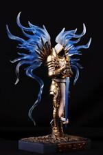 "Anime Diablo 3 Arch Angel Tyrael Watch Statue Collectible 11"" PVC Figure No Box"