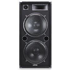 """Max 170.676 Dual 15"""" Passive DJ Speaker 2000 Watt"""