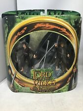 Frodo & Samwise Gamgee 2 Pack Lord Of The Rings ToyBiz Fotr Moc Gv