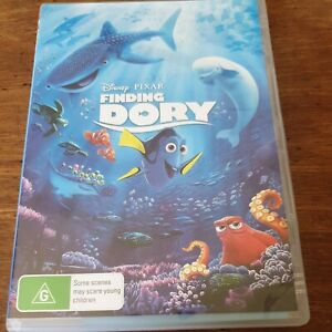 Finding Dory DVD R4 VERY GOOD - FREE POST