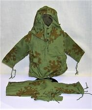 DID Alert Line 1/6th Scale WW2 Russian Camouflage Sniper Suit - 009