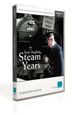 East Anglia's Steam Years (Railways): New dvd