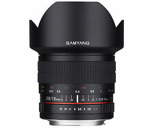 Samyang 10mm F2.8 ED Nano Coating APSC Extra Wide Angle Lens for Sony E ILCE