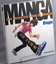The Monster Book of Manga - Boys - wie zeichnet man Jungens - Anleitung
