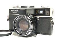 EXC+5 , New Seal Olympus 35 UC ( 35 SP ) Rangefinder 35mm Film Camera JAPAN 705
