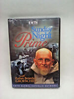 EWTN  Sunday Night Prime with Father Benedict Groeschel DVD NEW Sealed Free Ship