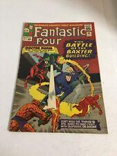 Fantastic Four 40 Fn- Fine- 5.5 Marvel Comics Silver Age