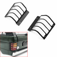 Rear Tail Light Lamp Cover Guard Protector for 1/10 RC Range Rover Classic Body