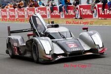 Fassler & Lotterer & Treluyer Audi R18 TDi Winners Le Mans 2011 Photograph 9