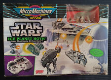 Star Wars Ice Planet Hoth Empire Strikes Back Micro Machines