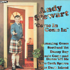 Andy Stewart - Come In-Come In - UK LP