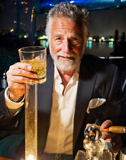 The Most Interesting Man in the World Photo Print 13x19""