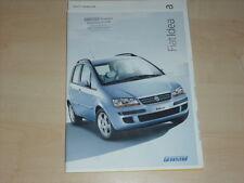 41467) Fiat Panda Prospekt 01/2004