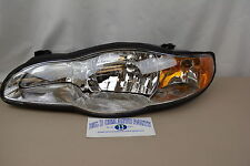 2000-2005 Chevrolet Monte Carlo LH Driver Side Headlight Lamp new OEM 10349960