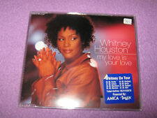 Whitney Houston - My love is your love   (3 Versionen)      Maxi CD