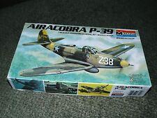 Monogram 1/48 Bell P-39 Aircobra  - New in Open box
