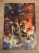 Star Wars The Empire Strikes Back Poster 1980 Original