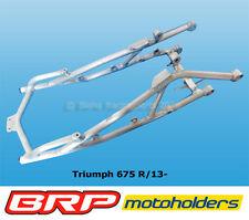 Triumph Daytona 675 2013-2015 Motoholders  Alu Rahmenheck  Rear frame Heckrahmen