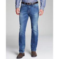 $225 Boss Orange Jeans Men'S Size 32w 32l Blue Jeans Straight Faded Denim Pants