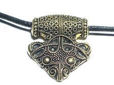 Bronze Viking Raven Head Thor's hammer of Sigtuna. Norse Celtic