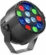 SLI-ECOPAR XS-2 LED Scheinwerfer RGBW 12x1W LED`s DMX 512  Sound & Automatik