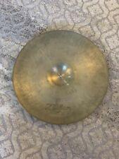 """20""""  Zildjian Vintage Ride Cymbal"""