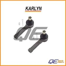 2 Front Outer Steering Tie Rod End Karlyn 485202B000 Fits: Nissan Altima 93-96