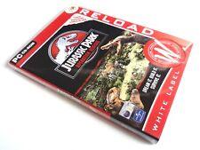 Jurassic Park Operation Genesis (PC) Windows CD-ROM Game Rare 2003