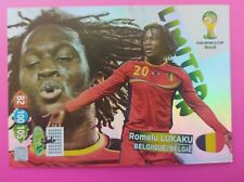 PANINI ADRENALYN XL WORLD CUP BRAZIL 2014 LIMITED EDITION Romelu Lukaku