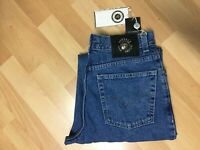 NWT Mens VERSACE MADE ITALY Vintage Heavy Denim Regular W30 L33 H7.5 RRP£499