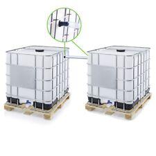 Kit ECO de couplage de 2 cuves à eau 1000 l - Ø 40 mm