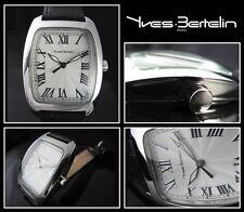 Unisex Reloj De Diseño Acero Inoxidable Pulido fácilmente LEGIBLE NUEVO