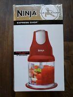 Ninja express chop food processor!