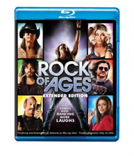 Rock of Ages 0794043154966 With Dakota Sage Grant Blu-ray Region a