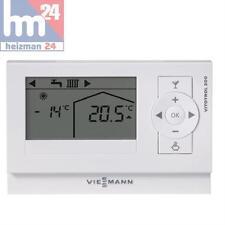 Télécommande Vitotrol 200 RF 7441652 Viessmann
