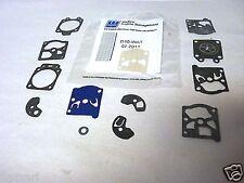 Walbro Carburetor Repair Gasket Diaphragm Kit D10-WAT WT WA Carburetor